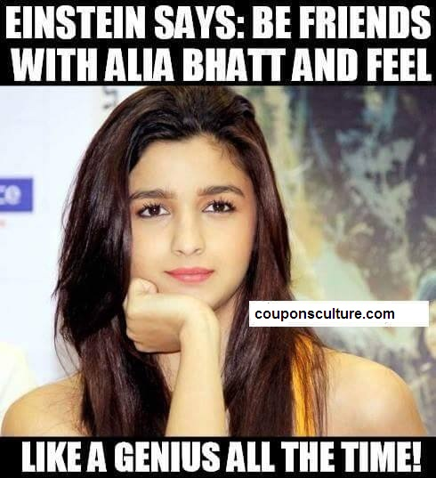 Alia, the all time genious